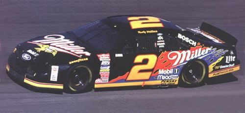 NASCAR Paint Schemes of the past and Present : Photo