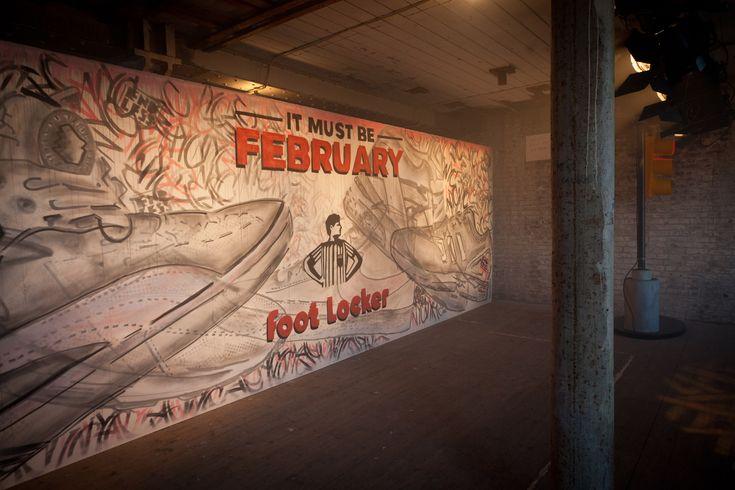#itmustbefeb  Footlocker celebra anche in Europa le tante novità (sia scarpe che abbigliamento) che è pronta a lanciare nel mese di febbraio. 28 giorni che vedranno arrivare sugli scaffali oltre 150 modelli di sneaker, una più... →