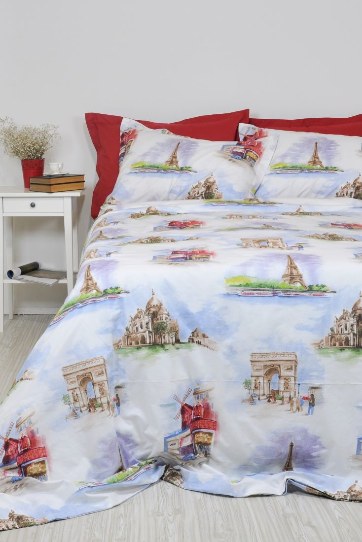 Pcs peter pan bedding set duvet cover fitted sheet pillow case worl - Duvet Cover Sets Bedding