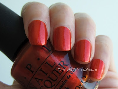 OPI Deutsch You Want Me Baby - Germany Collection