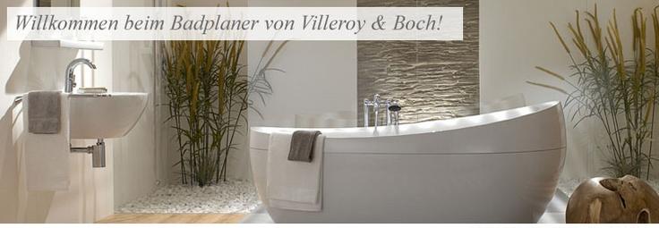 Badplaner von Villeroy & Boch