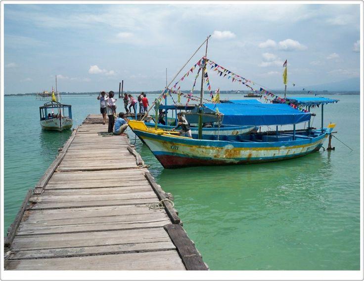 Jawa Tengah, Transportasi Ke Pulau Panjang: Pulau Panjang, Wisata Alam Pulau di Jepara