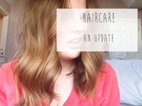 Haircare Update | Rachel