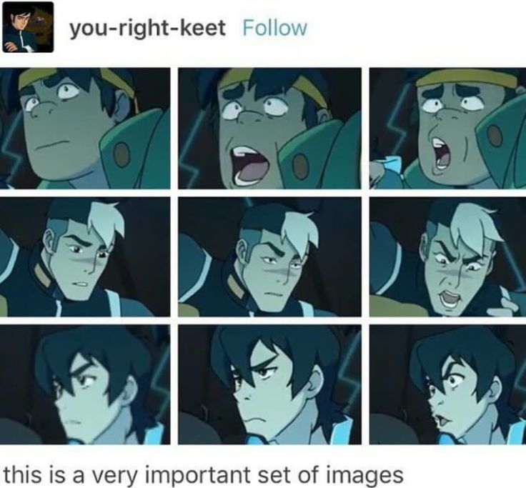 You should see Pidge's reaction