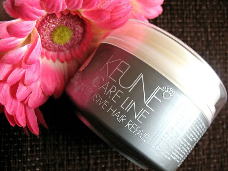 *My favorite hair mask: Keune Care Line Intensive Hair Repair for dry, porous, damaged hair | review