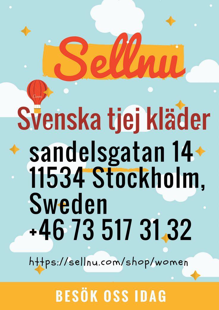 Om du letar efter bästa online shoppingbutik i Sverige behöver du inte kolla här och här. Bara sellnu.com!  #onlinemodebutik #svenskakläderpånätet #svenskatjejkläder #damunderkläderonline #sminktillbehör