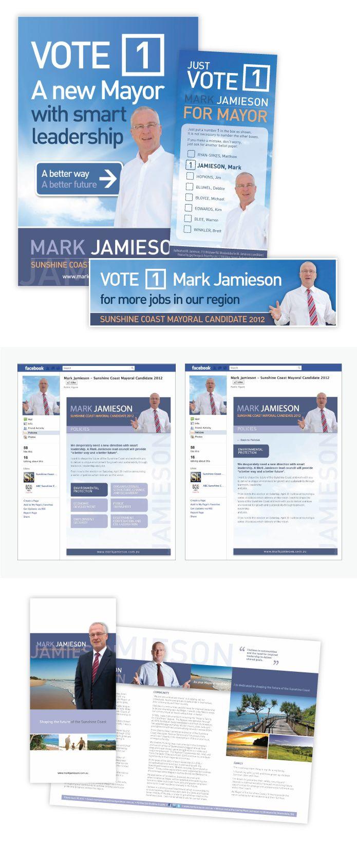 Mark Jamieson for Mayor