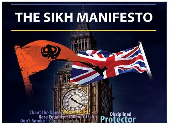 Sikh Election Manifesto for British Parliamentary elections to be released on Jan. 31 - http://sikhsiyasat.net/2015/01/30/sikh-election-manifesto-for-british-parliamentary-elections-to-be-released-on-jan-31/