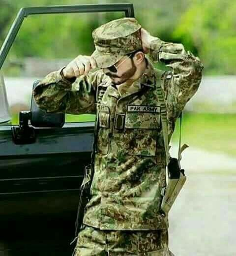 17 Best Images About ♡PAKISTAN ArMy♡ On Pinterest