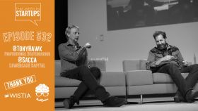 Two legends, skateboarder Tony Hawk & investor Chris Sacca, on their long-time friendship, taking huge risks, hustling to success, giving back, and defining legacy