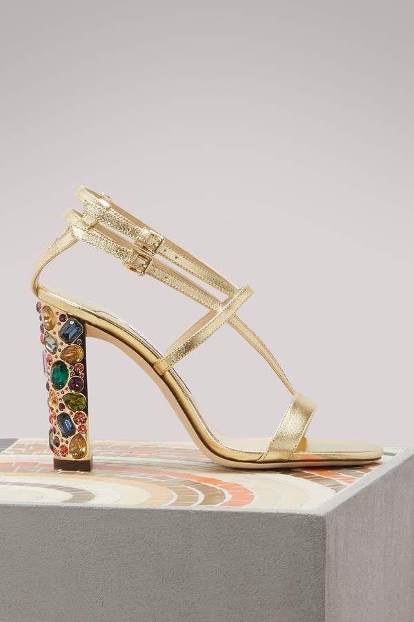 0f76f18b9a78 Jimmy Choo Maeva 100 sandals