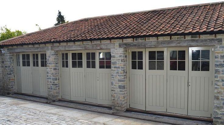 Bespoke Gates Amp Garage Doors Bi Fold Garage Doors Made