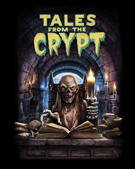 Cryptkeeper t-shirt @Fright Rags