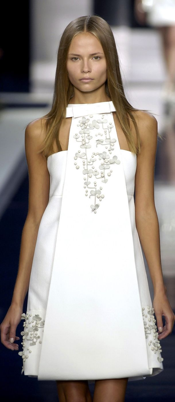1000  ideas about Elegant White Dress on Pinterest  Elegant ...
