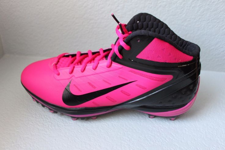 Best 25 Pink Football Cleats Ideas On Pinterest Pink