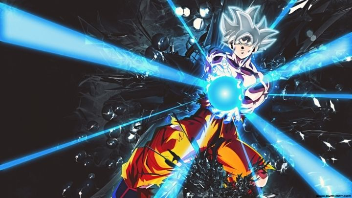 Dragon Ball Super Goku Ultra Instinct White 4k Wallpaper Dragon Ball Wallpapers Dragon Ball Super Wallpapers Anime Dragon Ball Super