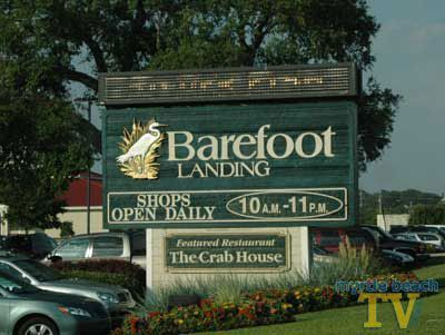 Barefoot Landing, Myrtle Beach, South Carolina