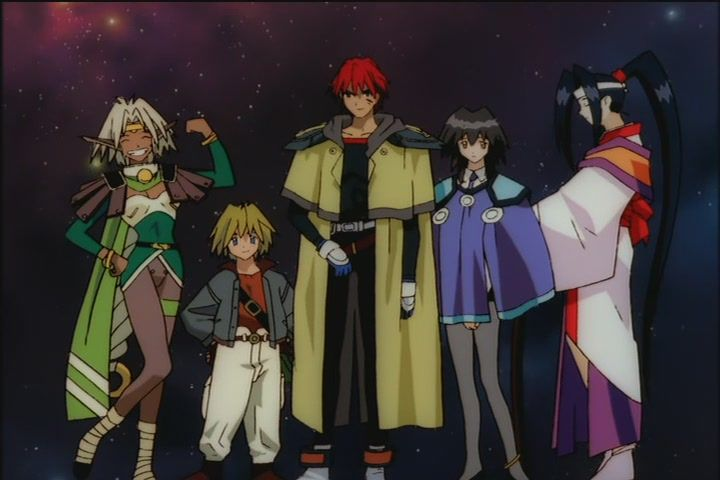 Summer of Anime '14 - Outlaw Star