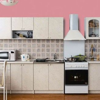 Modern Small Kitchen Tv