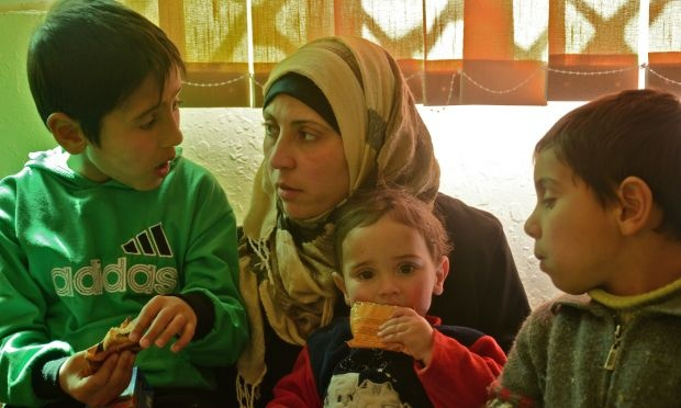 Two mothers' tales of trials and tears | World Vision International Syrian Refugees