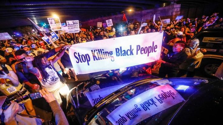 """The designation of """"black identity extremists"""" is the latest in a pattern by federal law enforcement to use the label of domestic terrorism against protesters – particularly minorities and environmentalists."""