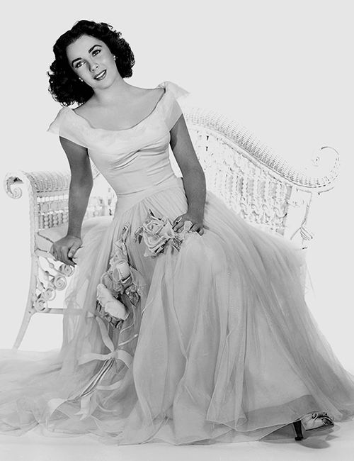 Elizabeth Taylor photographed for A Date with Judy (1948)
