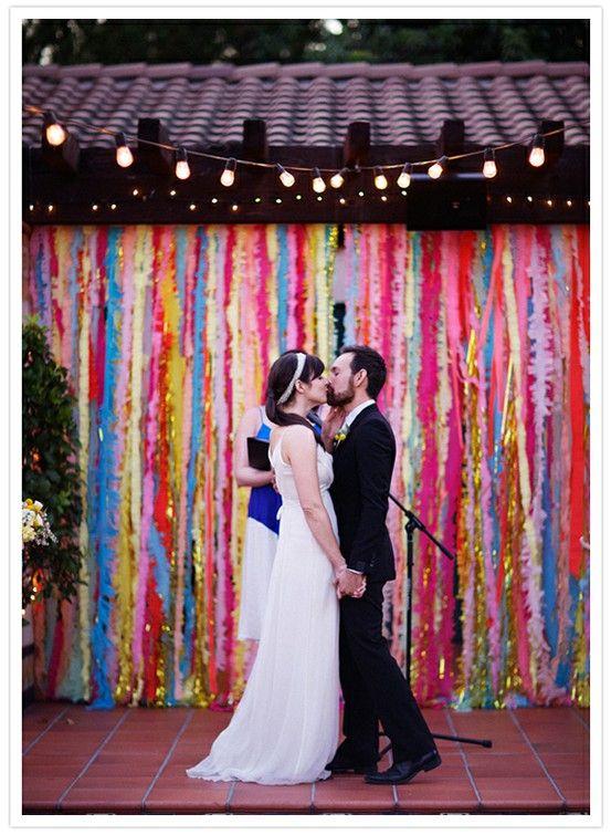 Backdrops op je bruiloft