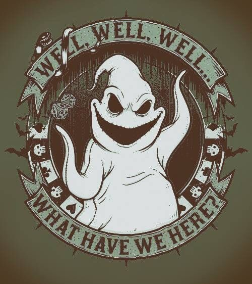 Image de Halloween, oogie boogie, and tim burton
