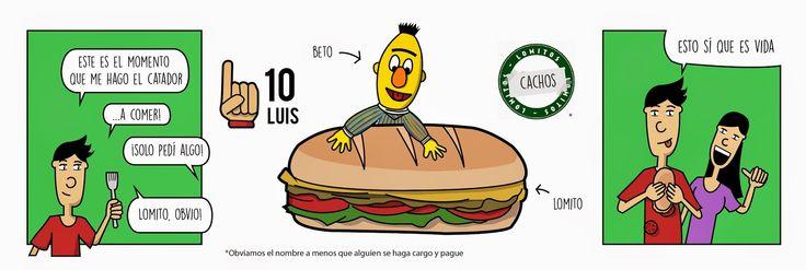 Como perderse en Córdoba - Momento culinario