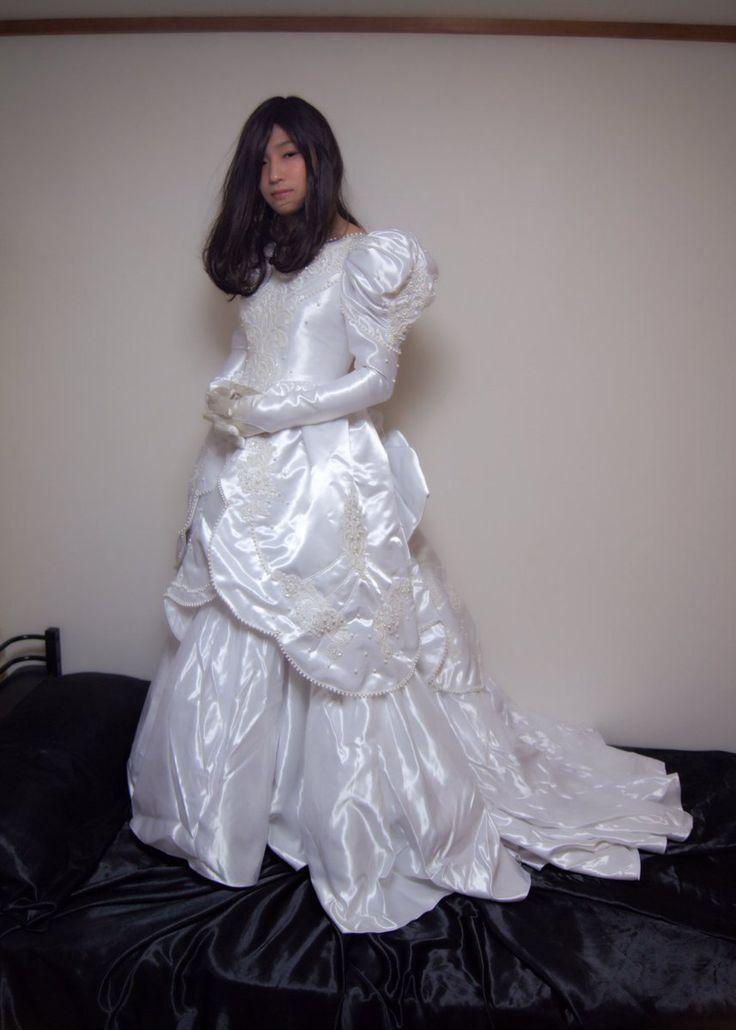 ゆう@女装(@dress_fetish000)さん | Twitter | Wedding Dresses
