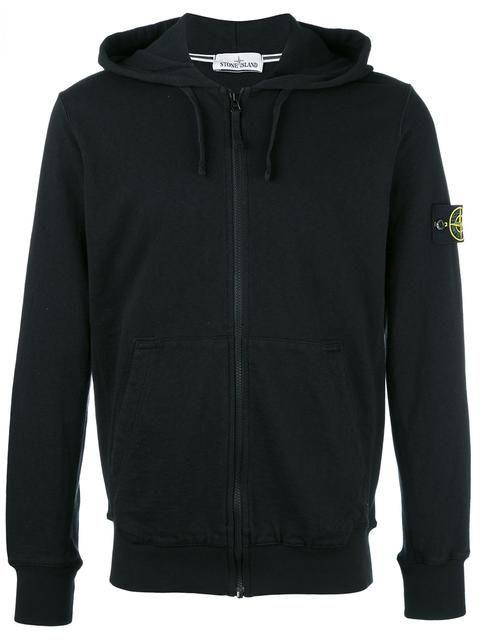 STONE ISLAND zip hoodie. #stoneisland #cloth #ジップスウェットパーカー