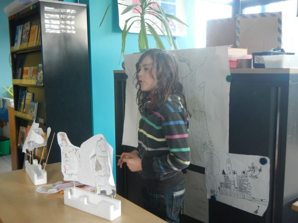 Klas Monica - Freinetschool Toverfluit Hasselt - Tweede graad