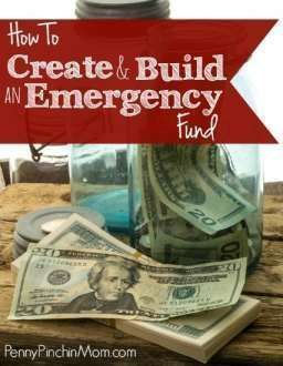 Whether you are in debt or not, an Emergency Fund is a MUST!  You have to have money set back in case you ever need it.    Find out how to set one up, how to track it and even tips to fund yours by clicking on over!