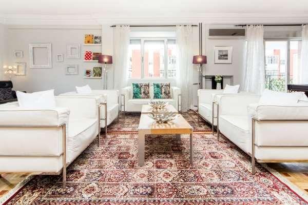 Madrid - Luxury Madrid Castellana Penthouse