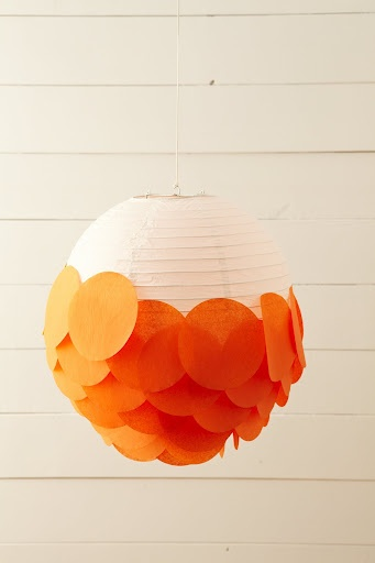 Paper Lantern Owl Idea