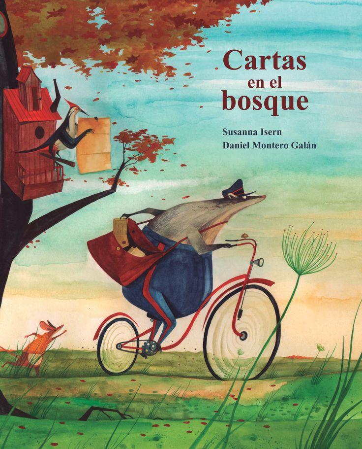 soñando cuentos: CARTAS EN EL BOSQUE