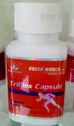 Triflex Capsule Untuk Nyeri Sendi - Selamat datang di situs Grosir Green World , Agen Penjualan Obat Herbal Online Terbaik Dan Terpercaya. Kami selaku Agen https://goo.gl/DZMJOc