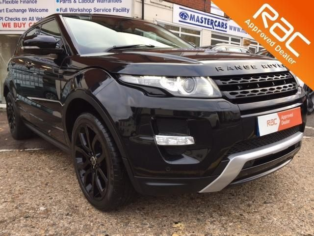 Land Rover Range Rover Evoque 2.2SD4 auto 2012MY Dynamic For Sale at Master Cars