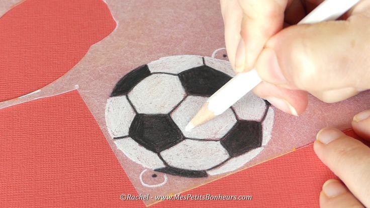 plastique dingue ballon foot remplissage couleur