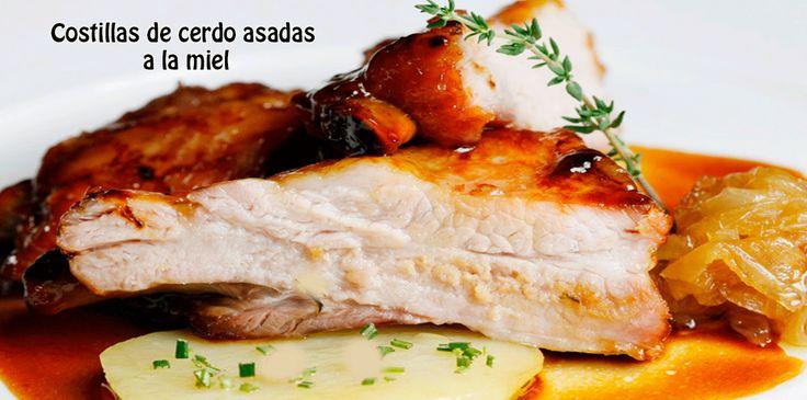 Lomo de cerdo relleno con pasas y espinaca | Recetas fáciles