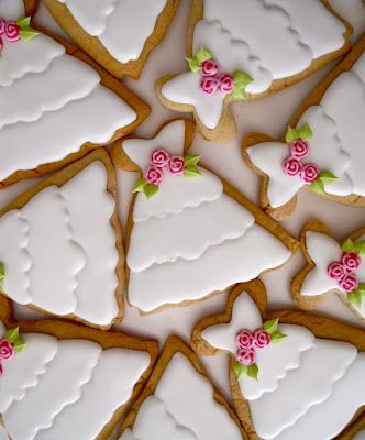 .Oh Sugar Events: Cookie Quickie: Bridal Shower Favors