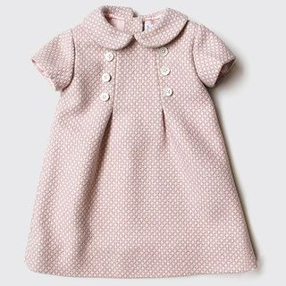 Your Company Name Baby Dress
