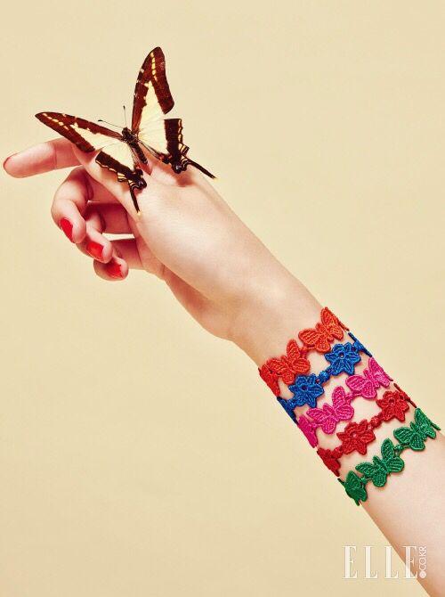 #엘르 #크루치아니 #네일 #cruciani #nails #color  #fasioneditorial #elle #unistella