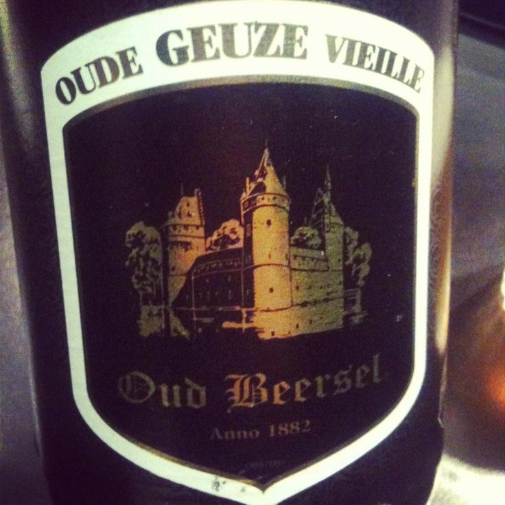 Oude Geuze - Oud-Beersel