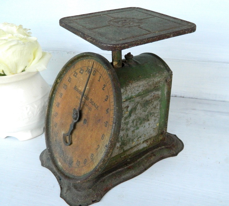 Antique Kitchen Scale: 17 Best Images About Antique & Vintage Scales On Pinterest