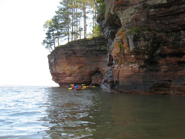 Lake Superior Apostle Islands Hotels