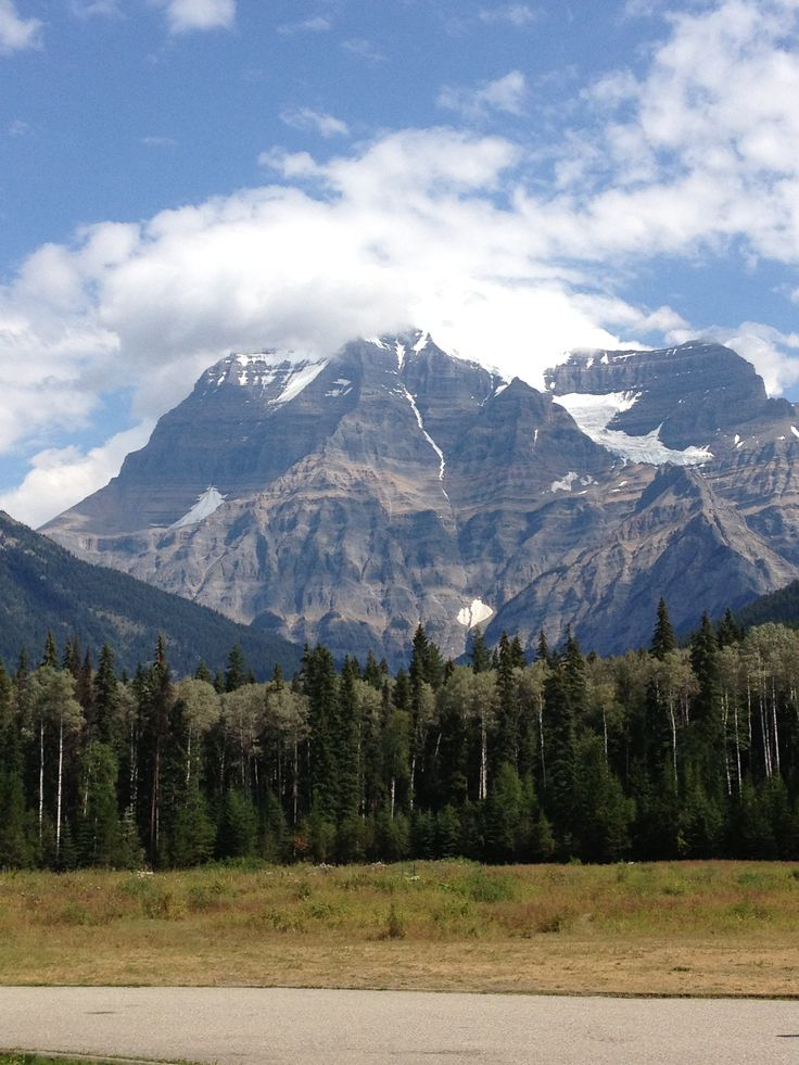 Mount Robson 2013
