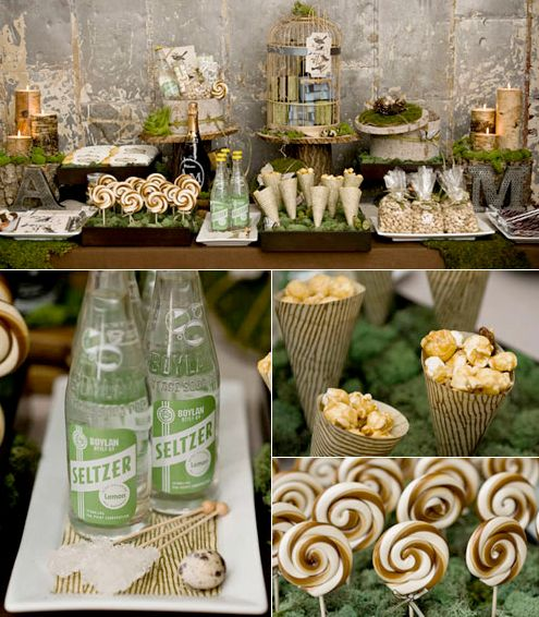 122 best images about mariage on pinterest belle nature and tables - Deco mariage vintage ...