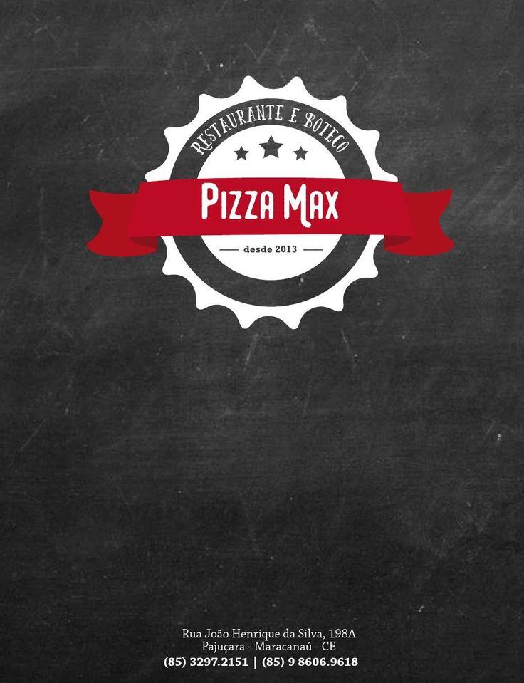 #ClippedOnIssuu from Restaurante e Boteco Pizza Max - Cardápio de Massas e Pratos especiais