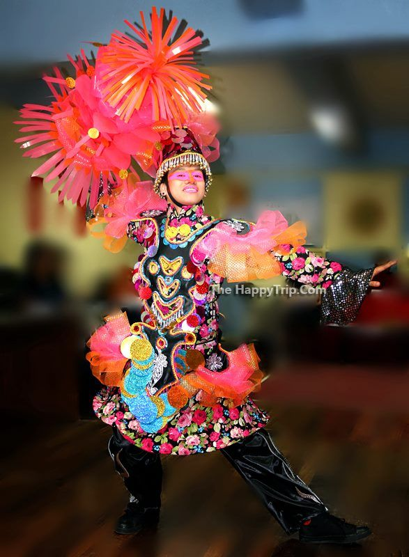 BACOLOD CITY, Philippines.  BACOLAODIAT FESTIVAL